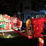 the mailbox for Santa's workshop