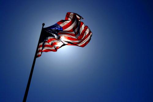 American Flag by Timo Kohlenberg